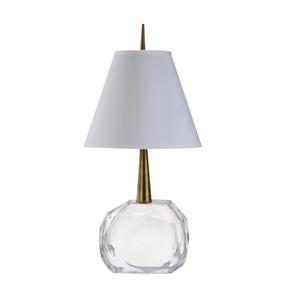 Raquel-Prism-Lamp-|-Clear_Gilded-Home_Treniq_2