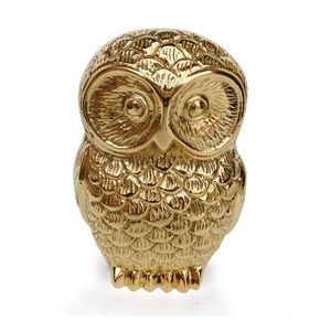 Brass-Animal-Collection-|-Owl_Gilded-Home_Treniq_0