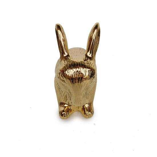 Brass animal collection   rabbit gilded home treniq 1 1498497873796