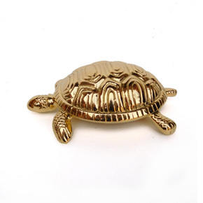 Brass-Animal-Collection-|-Turtle_Gilded-Home_Treniq_0