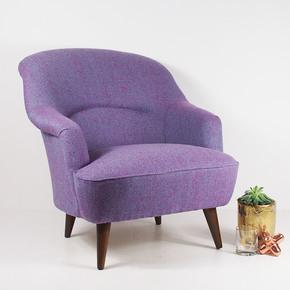 The-New-Pinta-Armchair-In-Bute-Purple-Tweed_Galapagos-_Treniq_1