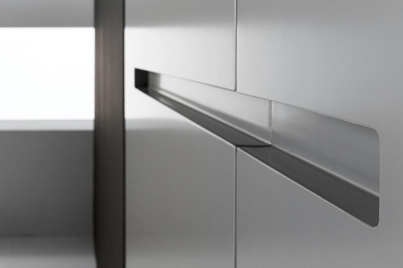 Verve kitchen white minimal cucine treniq 1 1498668617148