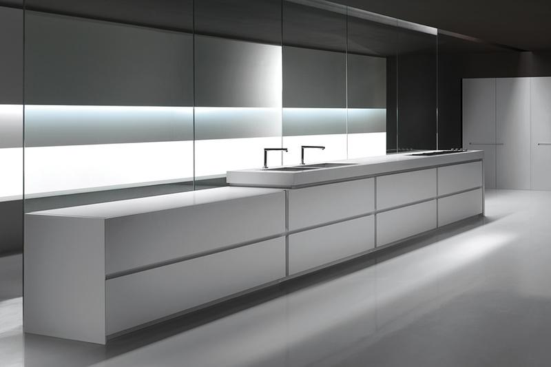 Verve kitchen white minimal cucine treniq 1 1498668617150