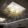 Art glass chandelier mallory custom lighting treniq 1 1498818503100
