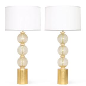 Barbini-Controlled-Bubbles-Gold-Lamps-,-Pair_Sergio-Jaeger_Treniq_0