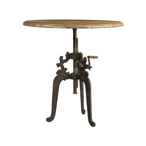Vintage-Industrial-Cast-Iron-Carved-Legs-Adjustable-Height-Crank-Table_Shakunt-Impex-Pvt.-Ltd._Treniq_0