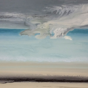 Sea-And-Clouds-Painting-Sold_Ritzi-Art_Treniq_0