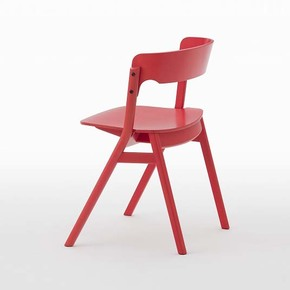 Sally-Dining-Chair-By-Jin-Kuramoto-2015-(Red)_Meetee_Treniq_0