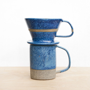 Coffee-Drip-Brewer-Blue_Eunmi-Kim-Pottery_Treniq_0