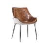 Trending aviator leather dining chair  shakunt impex pvt. ltd. treniq 1 1499938317180