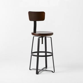Vintage-Industrial-Adjustable-Height-Bar-Stool-With-Back-Rest_Shakunt-Impex-Pvt.-Ltd._Treniq_0
