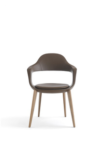 Frenchkiss-Chair-|-High-Back-|-Wood-&-Leather_Enrico-Pellizzoni_Treniq_0