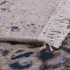 Transitional hand knotted wool viscose rugs carpet overseas treniq 1 1501827276461