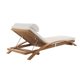 Sundeck Stacking Adjustable Chaise