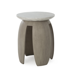 Gray-Pedestal-Table_Kelly-Hoppen_Treniq_0