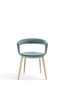 Frenchkiss-Chair-|-Low-Back-|-Wood-&-Felt_Enrico-Pellizzoni_Treniq_0