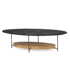 Olivia-Coffee-Table-(Black-Marble-Top)_Thomas-Bina_Treniq_0