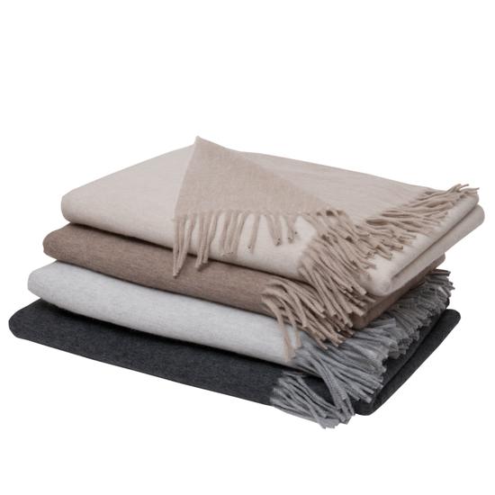 Newbury lambswool and angora reversible throw collection the fine cotton company treniq 1 1504121493738