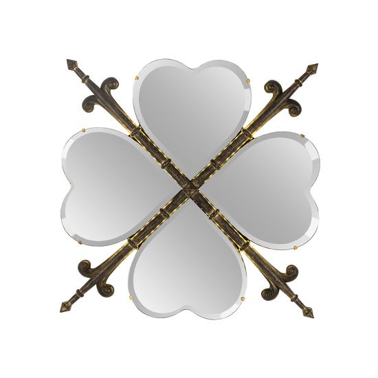 Heraldic heart mirror boyd treniq 1 1504187325693