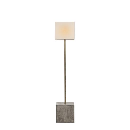 %22untitled%22 floor lamp square (white shade) nellcote treniq 1 1504188278628