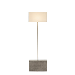 """Untitled""-Floor-Concrete-Large-(White-Shade)_Nellcote_Treniq_0"