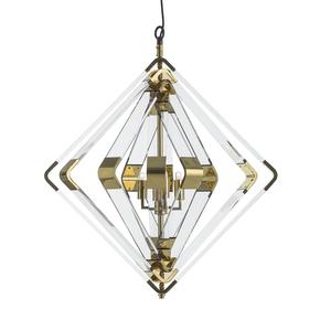 Spiral-Diamond-5-(Acrylic-&-Brass)_Nellcote_Treniq_0