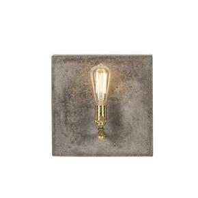 Factory-Sconce-In-Aged-Brass-(Single-)_Nellcote_Treniq_0