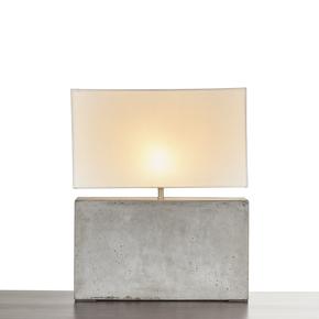 """Untitled""-Table-Lamp-Medium-(White-Shade)_Nellcote_Treniq_0"