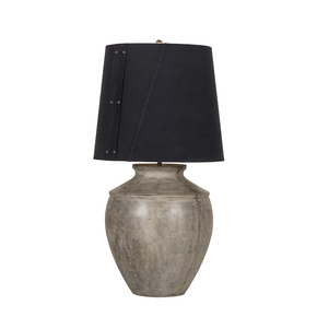 Evian-Lamp-(Drum-Shade)_Nellcote_Treniq_0