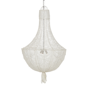 Hamptons-Knit-Chandelier-In-White-(Large)_Nellcote_Treniq_0