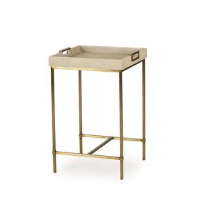 Lexi-Tray-End-Table-Ivory-Shagreen-Small-_Maison-55_Treniq_0