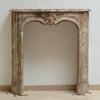 Unique petite 18th century regence fireplace mantel schermerhorn antique fireplaces treniq 1 1504599005571