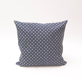 Natural-Indigo-Check-Pattern-Cushion_Bluehanded-Ltd_Treniq_0