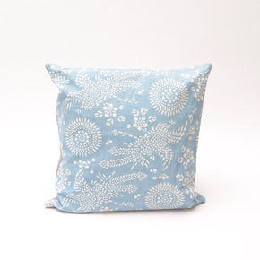 Natural-Light-Indigo-Phoenix-Pattern-Cushion_Bluehanded-Ltd_Treniq_0