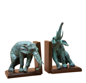 Lazy-Elephant-Bookend-(Set-Of-2)-|-Eichholtz_Eichholtz-By-Oroa_Treniq_0