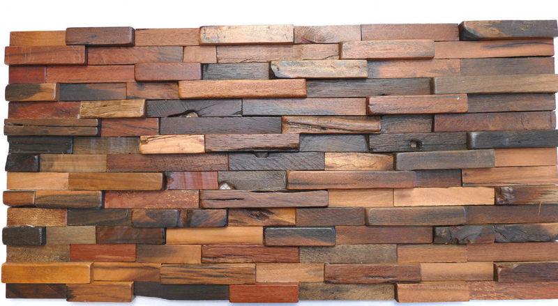 Decorative Wall Tiles Wood Mosaic Wall Covering Panels Cladding Tiles Wood  Mosaic Ltd Treniq 1 1504818962498