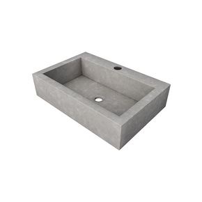 Sense-Counter-Top-Washbasin-With-Tap-Hole_Living-Concrete-Ltd_Treniq_1