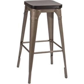 Trending-Gunmetal-Stackable-Wooden-Seat-Bar-Stool_Shakunt-Impex-Pvt.-Ltd._Treniq_0