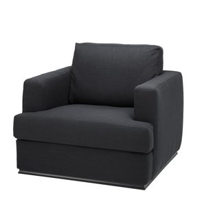 Black-Lounge-Chair-|-Eichholtz-Hallandale_Eichholtz-By-Oroa_Treniq_0
