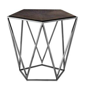 Pentagon-Side-Table- -Eichholtz-Charcoal-Oak-Veneer_Eichholtz-By-Oroa_Treniq_0