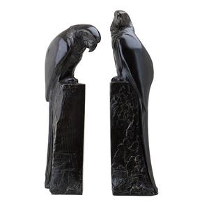 Bronze-Bookend-Set-Of-2- -Eichholtz-Perroquet_Eichholtz-By-Oroa_Treniq_1