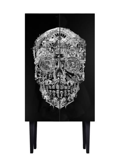 Sanctuary skull drinks cabinet mineheart treniq 1 1506277543991