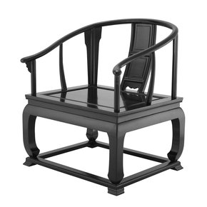 Black Arm Chair | Eichholtz Lotus
