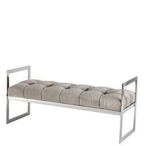 Gray-Velvet-Bench-|-Eichholtz-Barcelona_Eichholtz-By-Oroa_Treniq_0
