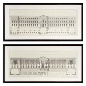 Eichholtz-Facade-Du-Louvre-Print-(Set-Of-2)_Eichholtz-By-Oroa_Treniq_0
