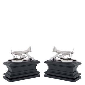 Silver-Bookend-(Set-Of-2)-|-Eichholtz-Hydroplane_Eichholtz-By-Oroa_Treniq_0