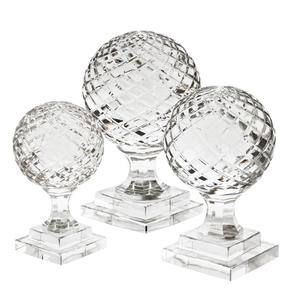 Round-Glass-Object-(Set-Of-3)-|-Eichholtz-Arabesque_Eichholtz-By-Oroa_Treniq_0
