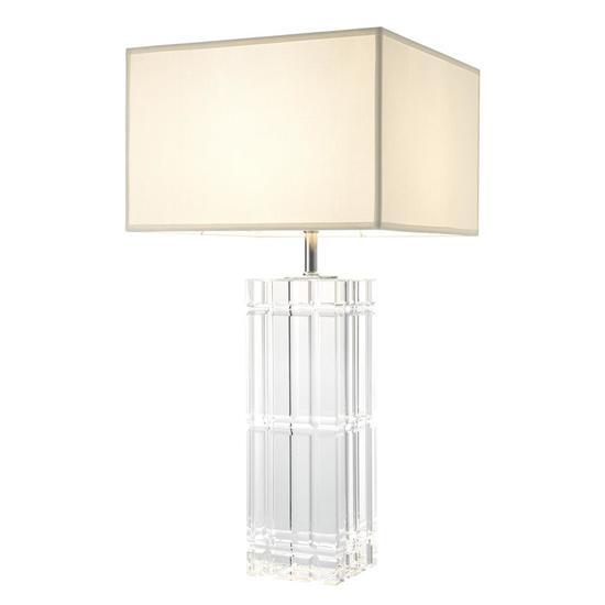 Eichholtz table lamp universal crystal eichholtz by oroa treniq 1 1506672283494