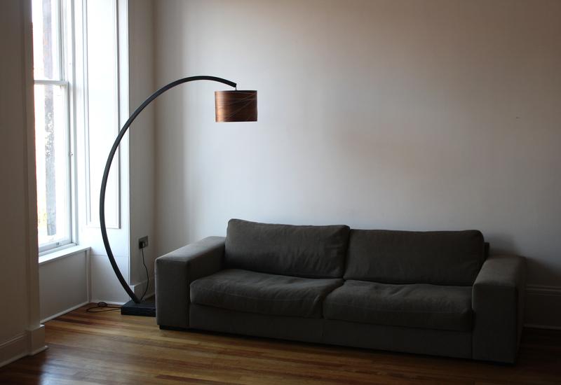 Arc lamp stand 4