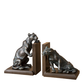 Bronze-Bookend-Set-Of-2-|-Eichholtz-Lioness_Eichholtz-By-Oroa_Treniq_0